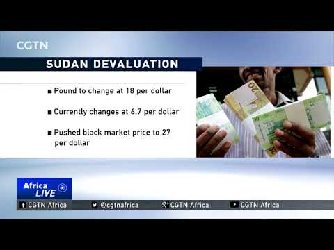 Sudan to devalue its currency