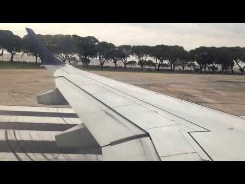 ✈ Embraer 190 Austral Full Flight Aeroparque - Montevideo
