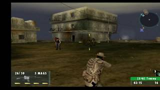SOCOM II: U.S. NAVY SEALS - Montage #1