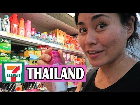 7-ELEVENS IN THAILAND | Shopping in Thailand