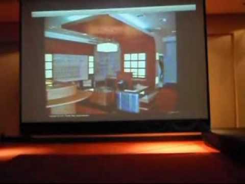 Charla Hotel Lina Claudia Diaz Diseñadora de Local...