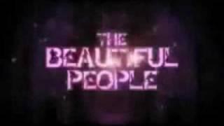 The Beautiful People 2nd Theme (Angelina Love & Velvet Sky Custom Tron)