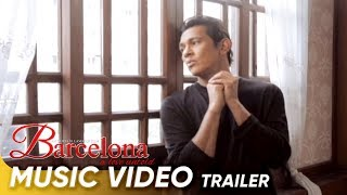 Music Video Trailer   I'll Never Love This Way Again - Gary Valenciano   'Barcelona: A Love Untold'
