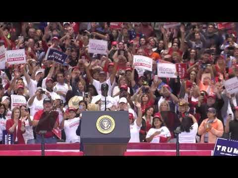 LIVE: President Trump In Dallas, TX