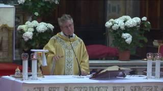 omelia 16 Aprile 2017  Domenica di Pasqua   Santa Messa ore 1830  LIVE