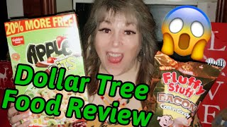 Dollar Tree Food Product Review! Taste Testing!