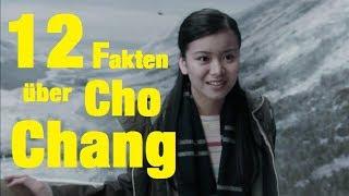 12 FAKTEN über Cho CHANG