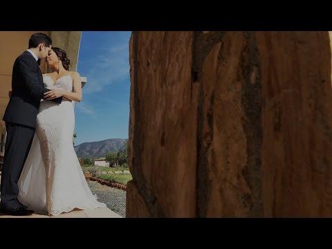 Ana & Santiago :: wedding short film :: L.A. Cietto Valle de Guadalupe, México