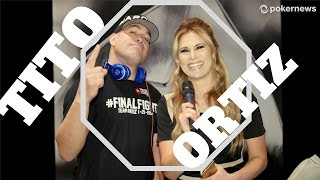 Rapid Fire Questions with Tito Ortiz