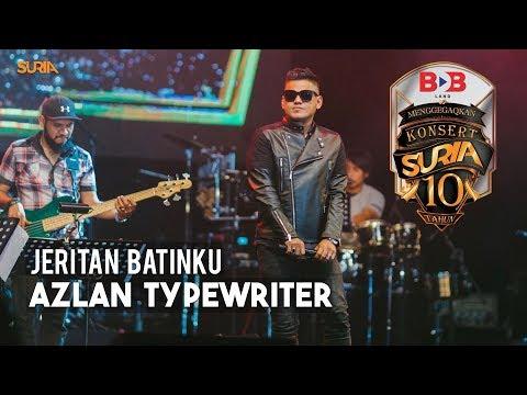 Jeritan Batinku - Azlan Typewriter