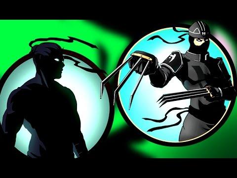 Прохождение игры Shadow Fight 2 бой с тенью ► ГЛАВА ПЕРЕРОЖДЕНИЕ все серии подряд