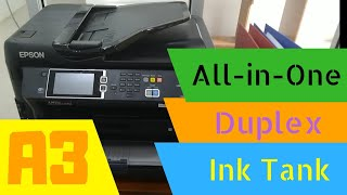Review Epson L1455 A3 Wi-Fi Duplex All-in-One Ink Tank Printer | Part 1: Overview