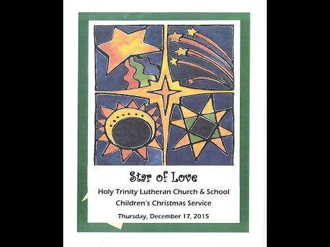 Star of Love - Children's Christmas Service