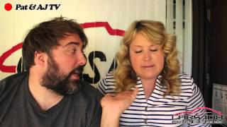 AJ Passes Down Family Genes & 2K a Day in May Call Times! - Pat & AJ Post Show 05-26-15