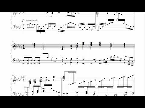 Disney - Mulan - Reflection Piano Solo HD (Transcription)