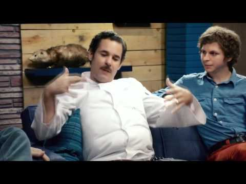 Paul F. Tompkins as the Cake Boss cakeboss!