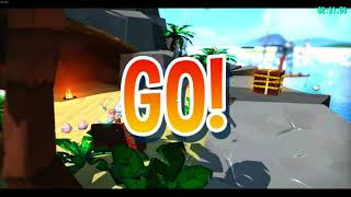 A Hat in Time - Route for Cheating the Race 0x A w/o Time Stop