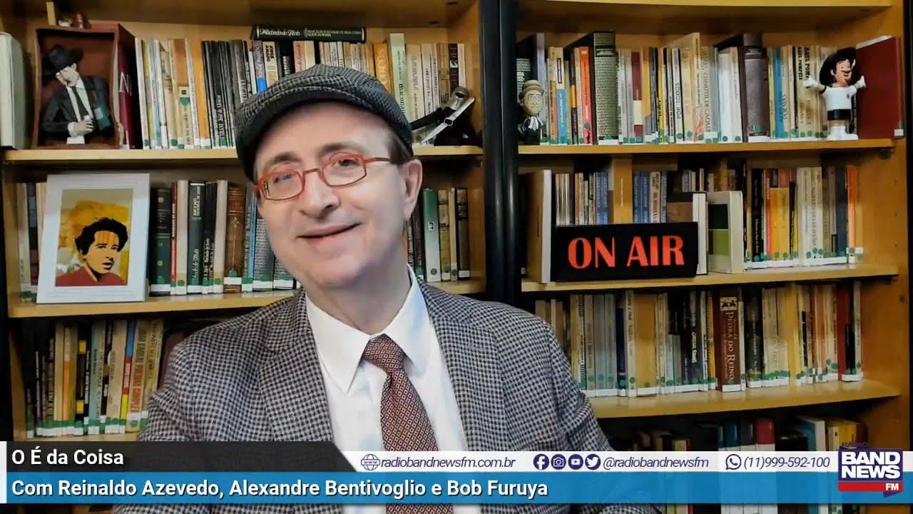 Download Reinaldo Azevedo: Bolsonaro quer um partido para chamar de seu