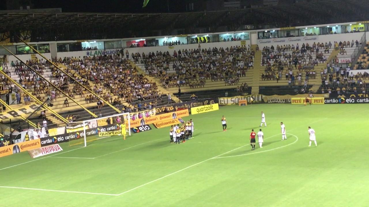 Criciúma x Fluminense - Copa do Brasil 2017 - YouTube adbb22288766c