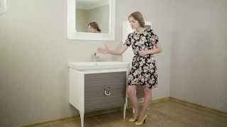 Обзор мебели для ванной Tichino Ювента
