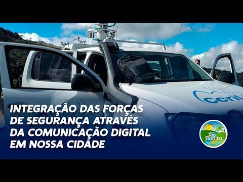 INTEGRAÇÃO DAS FORÇAS DE SEGURANÇA ATRAVÉS DA COMUNICAÇÃO DIGITAL EM NOSSA CIDADE