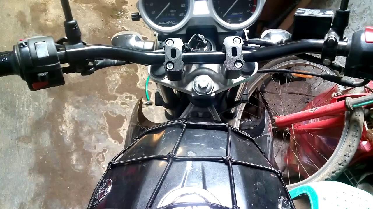 Gambar Motor Vixion Modifikasi Stang Tinggi Modifikasi Motor