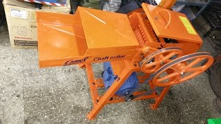 Comet Chaff Cutter Electric By HOPE India