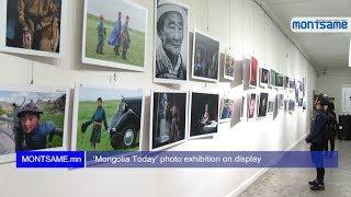'Mongolia Today' photo exhibition on display