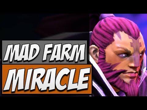 Liquid.Miracle Antimage - 9201 MMR | Dota 2 Gameplay