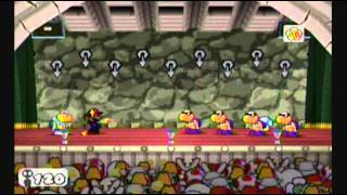 Let's Play Paper Mario - The Thousand Year Door - Bonus 5 - Graffiti Gone