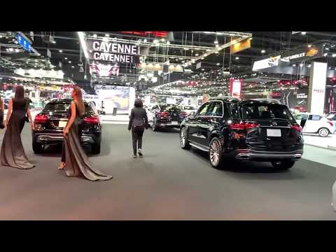 New Mercedes Benz_2020 Mercedes Maybach GLS -Full GLS 600 Review Interior Sound Exterior Infotainme