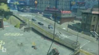 GTA IV - VOLARE (FUNNY FALLS)