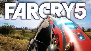 INCREDIBLE *NEW* ALIEN GUNS (Far Cry 5 Free Roam)