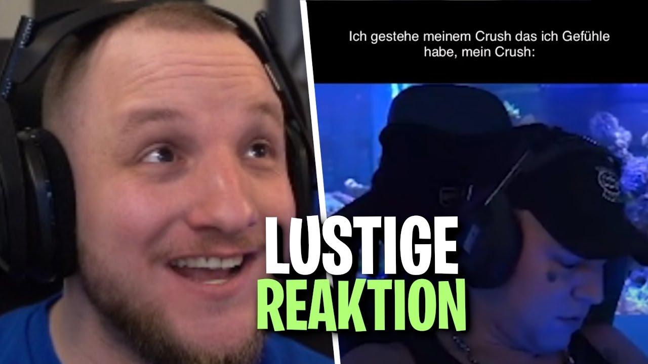 REAKTION auf MEMES von Hungriger Hugo - DEUTSCHLAND - LACHFLASH   ELoTRiX Livestream Highlights