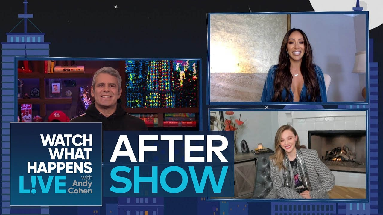 After Show: Chloë Grace Moretz on a Kick-Ass vs Hit-Girl Movie | #WWHL