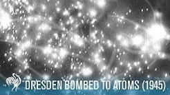 Dresden Bombed To Atoms: World War II (1945) | British Pathé
