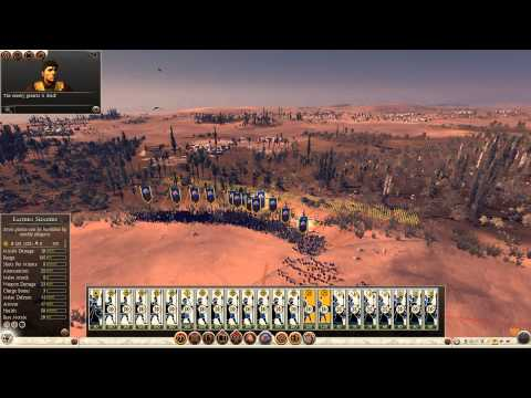 Total War: Rome II - THIS IS TOTAL WAR BAKTRIA - Radious Mod