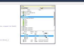 """Программирование микроконтроллеров avr """"EEPROM"""""""