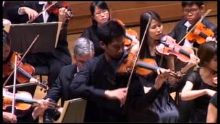 Brahms Violin Concerto, Op.77 - III. Allegro giocoso, ma non troppo vivace (D major)