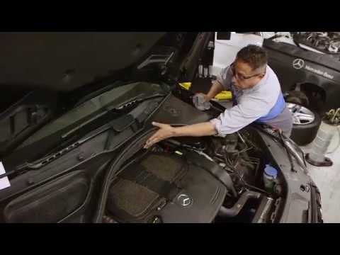 Mercedes Benz Maintenance Service A B Explained Fj Motorcars