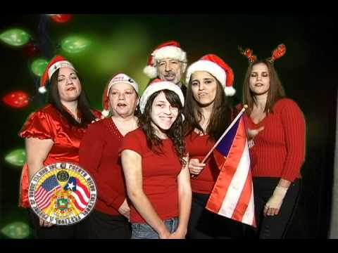 Christmas Greetings from the Puerto Rican Cultural Festival and Parade of Rhode Island 2011