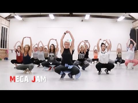 'Mr Put It Down' Ricky Martin ft. Pitbull choreography by Jasmine Meakin (Mega Jam)