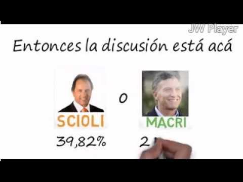 """El video del PRO que insiste con el """"Voto Inútil"""""""