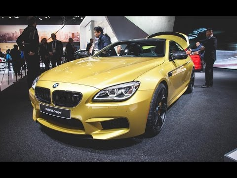 Review Car 2015 Bmw M6 Specs Price And Rating Youtube