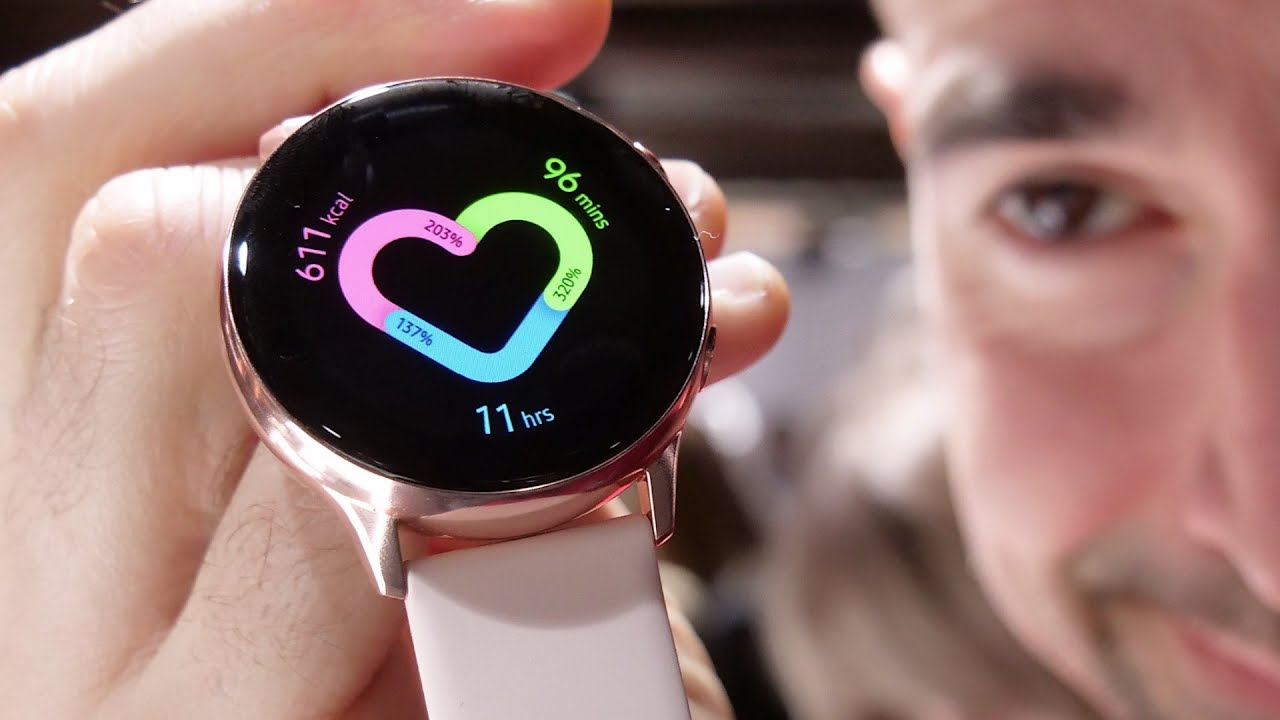 Samsung Galaxy Watch Active (2019) | Full Tour