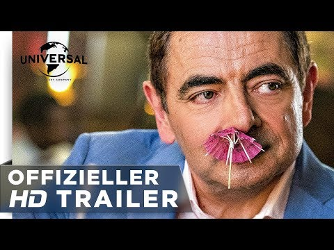 Johnny English - Man lebt nur dreimal - Trailer 2 deutsch/german HD