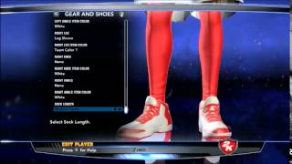 NBA 2k14 How to install Uncle Drew and The Professor Mod