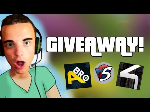 SUPER AWESOME GIVEAWAY!