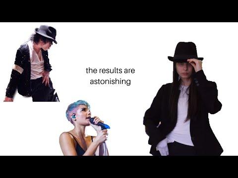 What if Michael Jackson Sang Like Halsey