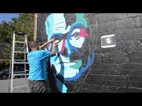 Robin Williams Wall Art Tribute
